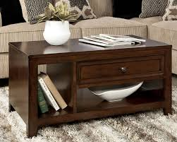 Charming Furniture, Dark Brown Espresso Wood Small Square Coffee Table Designs With  Drawer To Improve Your