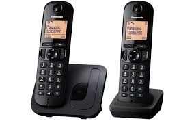 panasonic twin phone without answering machine