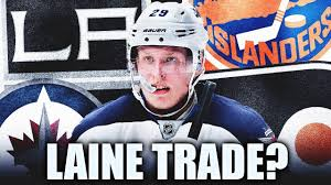 MORE Patrik Laine TRADE Destinations: LA Kings, Philadelphia Flyers, New  York Islanders? NHL Rumours - YouTube