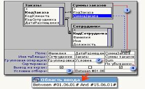 Курсовая работа Технологии создания базы данных в access на  1 Технология создания базы данных в среде msaccess