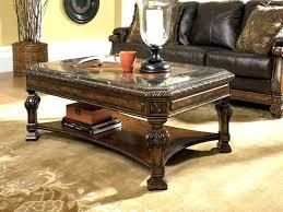 sofa table ashley furniture furniture end tables and coffee tables coffee table furniture round coffee table