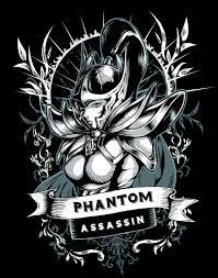 phantom assassin dota2 fanart by virtualman209 on deviantart