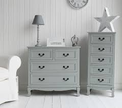 berkeley grey chest of drawers furniture for bedroom living hall and bathroom grey painted furniture