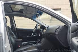2006 honda accord sedan ex l automatic 1 owner clean carfax leather sunroof heated
