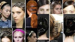 Trendy Vlasové Doplnky Pre Jednoduchý účes účesy 2019