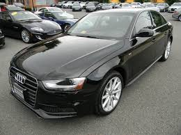audi a4 2014 black. Brilliant Black 2014 Audi A4 AWD 20T Quattro Premium Plus 4dr Sedan 8A  Warrenton VA On Black U