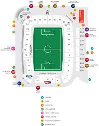 Rio Tinto Stadium Seating Related Keywords Suggestions