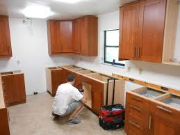 kitchen cabinet installation tools using wall cabinets as base cabinets jsi cabinets installing base cabinets for an island
