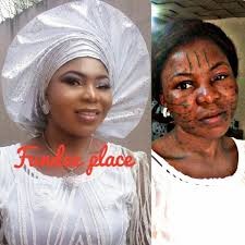 the power of make up transformation here are some before and after make up photos that allegedly made an attempt to crash the net today