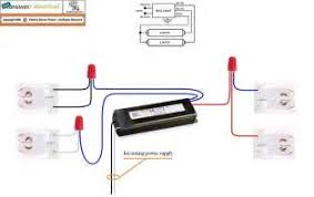 advance fluorescent ballast wiring diagram images t8 ballast how to install a t8 electronic fluorescent ballast in an