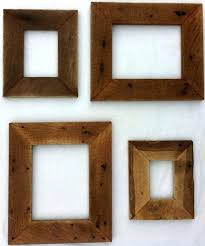 modern picture frames. Decoration: Reclaimed Rustic Barn Wood Picture Frame By 3 Country Store Modern  Frames Canada Modern Picture Frames
