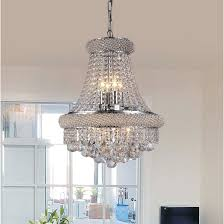 warehouse of tiffany chandelier. Warehouse Of Tiffany Chelsea 8-light Crystal 16-inch Chrome Chandelier RL8096A 8