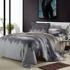 image of light grey comforter