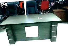 glass top office tables small table desk furniture magnificent