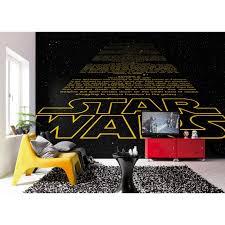 star wars credits intro wall mural part 28