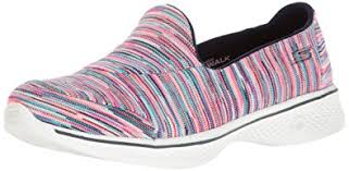 sketchers walking shoes for women. skechers performance women\u0027s go walk 4 merge walking shoe, multi, sketchers shoes for women e