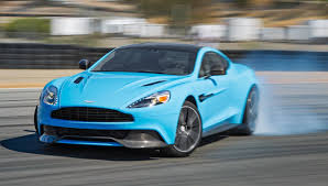 2014 Aston Martin Vanquish Hot Lap! - 2013 Best Driver's Car ...