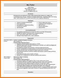 Outside Sales Resume Template Sales Resume Examples Lovely Sample Outside Sales Resume Resume 23