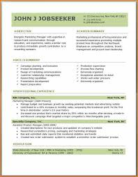 Professional Resume Format Examples Stunning Resume Letters Best Resume Formats That Grab Attention Resume