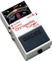 BOSS - TU-3 | Chromatic Tuner