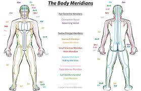 Chinese Meridian Chart Pdf Science Finally Proves Meridians Exist