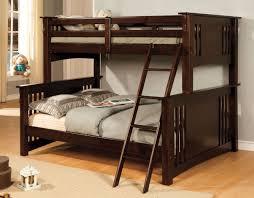 Mission Bedroom Furniture Furniture Of America Cm Bk602f Exp Spring Creek Mission Dark