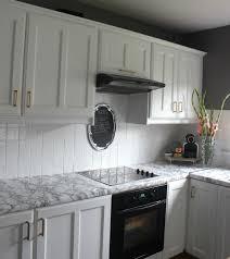 painted kitchen tile backsplash and easy update for dated tile makedoanddiy
