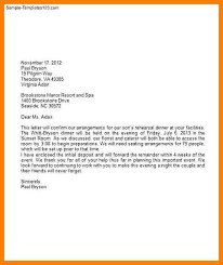 12 Formal Letter To Company Martini Pink