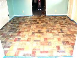 brick vinyl flooring herringbone red brick effect vinyl flooring