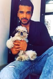 karan kundra and ha dandekar s pet puppy