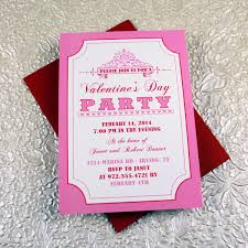 Valentine S Day Party Invitation Template