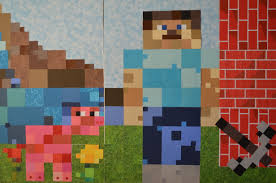 Minecraft Party Decorations Minecraft Party Decoration Ideas Related Keywords Suggestions