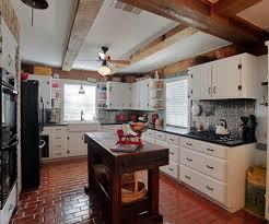 Brick Flooring Kitchen The Best Pattern Of Brick Kitchen Flooring Orchidlagooncom