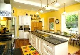 yellow kitchen color ideas. Kitchen Color Ideas Yellow With White Cabinets Blue And . H