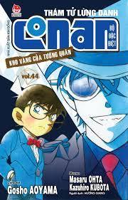 Sách Thám Tử Lừng Danh Conan Bộ Đặc Biệt - Tập 44 - FAHASA.COM