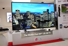 lg 84 inch tv. lg\u0027s stylish 4k display with its massive 84-inch screen is quite a sight to lg 84 inch tv b