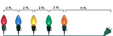 Christmas Light Bulb Sizes Moipasport Info