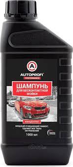 AUTOPROFI 150802 <b>Автошампунь для бесконтактной</b> мойки, 1л
