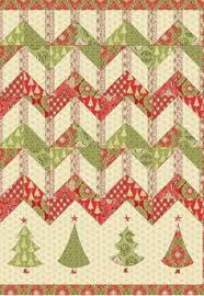 Old City Gates Quilt Pattern | quilting | Pinterest | Patterns ... & Deck the Halls pattern, Holiday Bouquet material by Amanda Murphy. Finished  Quilt 48