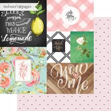 Words Of Wisdom The Good Life Shop Paper Collections Paper