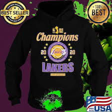Display your spirit with officially licensed la lakers champs sweatshirts in a variety of styles from the ultimate sports store. 2020 Nba Finals Champions 2020 Los Angeles Lakers Shirt Hoodie Sweater Long Sleeve And Tank Top