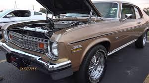 1974 Nova Hatchback - Tilted Kilt - YouTube