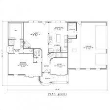 20 x 40 floor plans within plan maison plain pied 150m2 gratuit beau 20 x 40 floor plans plan
