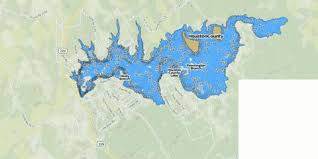Houston County Lake Fishing Map Us_tx_houstoncounty
