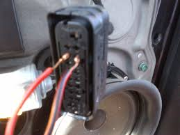mk golf opening door lock actuator from inside the door skin posted image