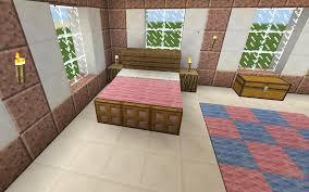 Minecraft Furniture Bedroom Minecraft Pink Bed Bedroom Minecraft Pinterest Kid Bedrooms