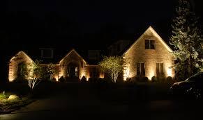 spot light example landscape lighting up lighting example