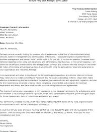 Help With Cover Letters Cover Letter Help Desk Sample Help Desk