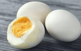 Resultado de imagem para ovo cozido