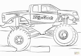 Free Printable Blaze Coloring Pages At Coloring Pages Monster Trucks